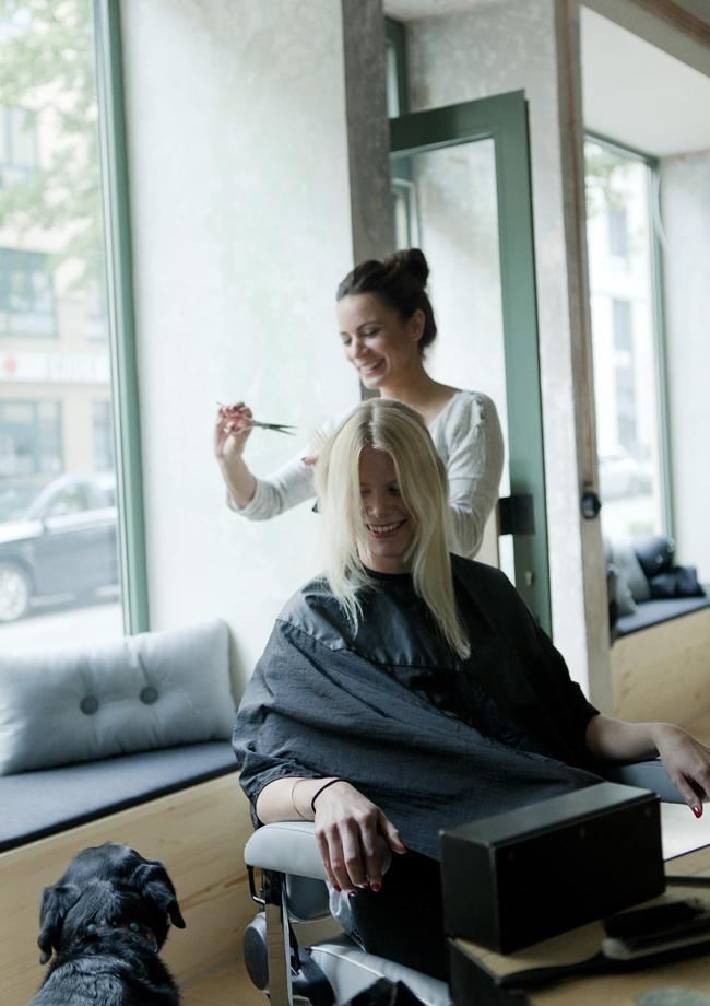 Kirsten Becken Pracht Haargestaltung