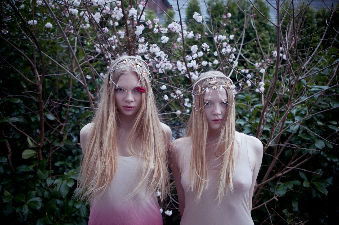 Kirsten Becken Cherry blossom girls