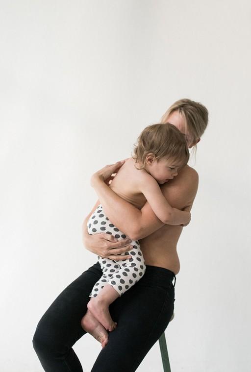 KIRSTEN BECKEN Motherhood